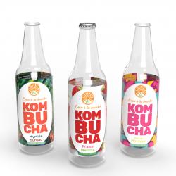 L'eau à la bouche Kombucha