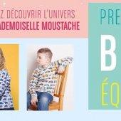 Mademoiselle Moustache