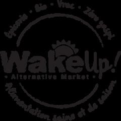 Logo de WAKE UP