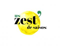 Logo de Un Zest' de saison