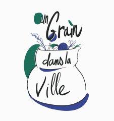 Logo de Un Grain dans la Ville