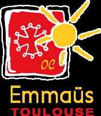 Logo de Emmaüs Toulouse