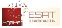 Logo de ESAT CLERMONT CAPELAS