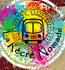 Logo de La Récré Nomade