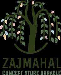 Logo de ZAJMAHAL Concept Store Durable