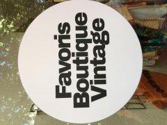 Logo de Favoris Boutique Vintage