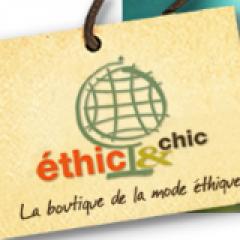 Logo de éthic&chic