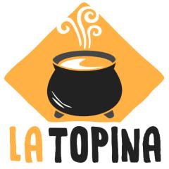 Logo de LA TOPINA