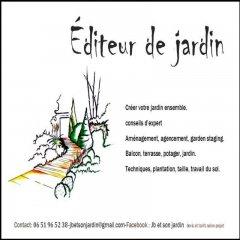 Logo de Jb et son jardin
