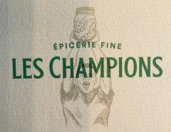 Logo de Épicerie fine Les Champions
