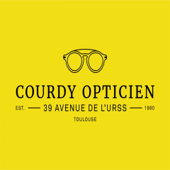 Logo de Courdy Opticien