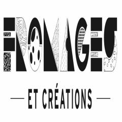 """Logo de Fromagerie """"Fromages et Créations"""""""