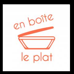 Logo de ETIC emballages - En boîte le plat