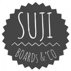 Logo de Suji Skateboards &'Co