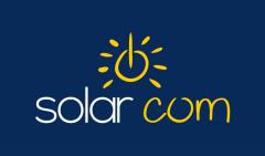 Logo de SOLAR COM