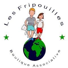 Logo de Les Fripouilles Boutique associative