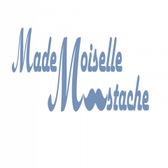 Logo de Mademoiselle Moustache