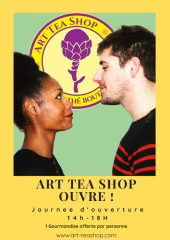 Logo de ART TEA SHOP