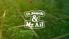 Logo de Dr. Jonquille & Mr. Ail