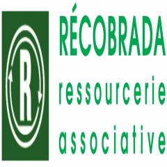 Logo de Ressourcerie RECOBRADA