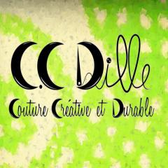 Logo de C.C Dille Couture