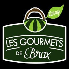 Logo de AMAP les Gourmets de Brax