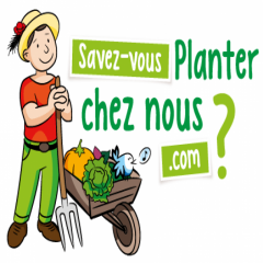 Logo de Savez-vous Planter Chez Nous