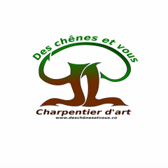 Logo de des chênes et vous